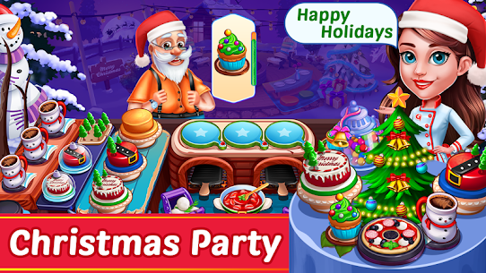 Cooking Party: Restaurant Craze Chef Fever Games 6