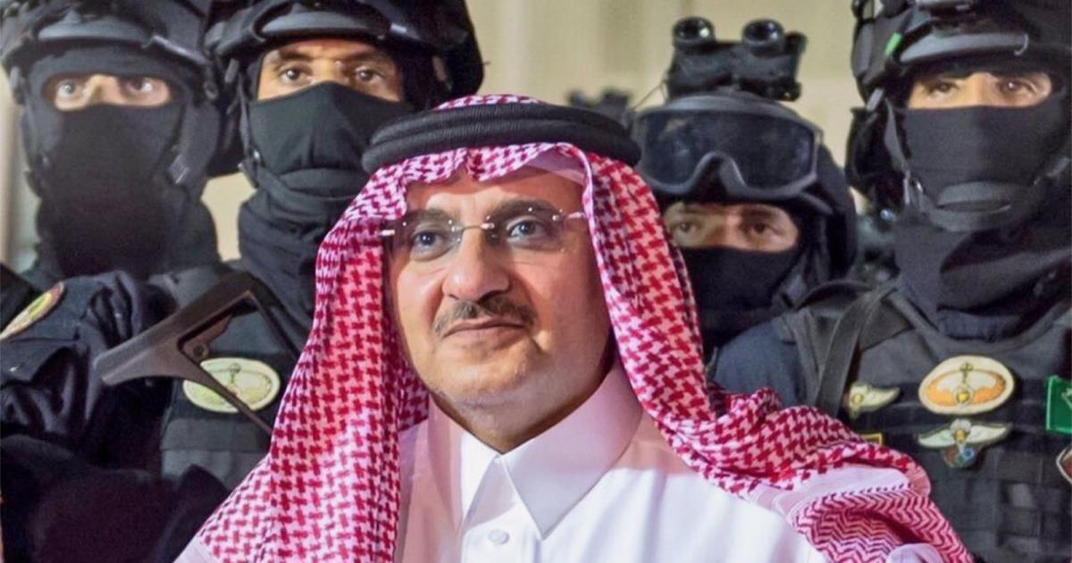 Sedikitnya 20 Pangeran Saudi Ditangkap Atas Tuduhan Merencanakan Kudeta