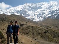 Acclimitization hike to Humantay Glacier Lake
