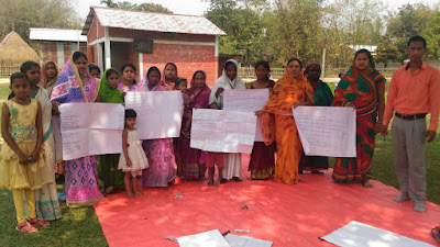Dream building, self assessment and action plan at Habibhanga, Udalguri