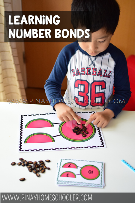 Learning About Number Bonds for Kids