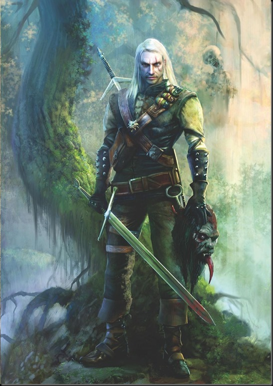 The Witcher (1) _ Artbook_816932-0186