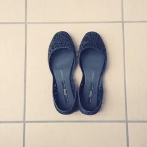 メリッサ ラバーシューズ ミニマリスト 靴