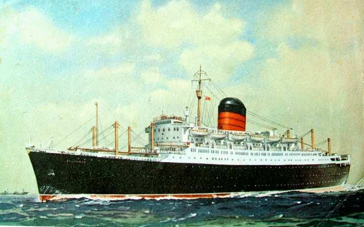 Barco trasantlántico
