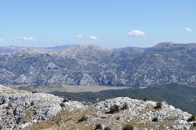 Cresteria Sierra del Caillo