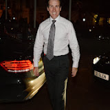 WWW.ENTSIMAGES.COM -     Anton Du Beke arriving at      Nordoff Robbins Boxing Dinner at Lancaster Hotel, Lancaster Terrace, London October 7th 2013                                                 Photo Mobis Photos/OIC 0203 174 1069