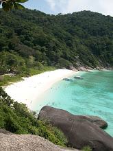 Photo: Similan Island dal picco