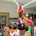 Janmashtami Celebration (Pre Primary) 4-9-2015