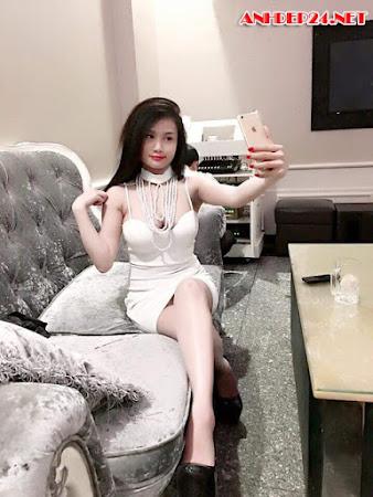 Nguyễn Thanh Thanh gái xinh khoe vòng một siêu khủng