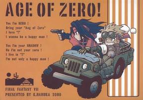 Age of Zero
