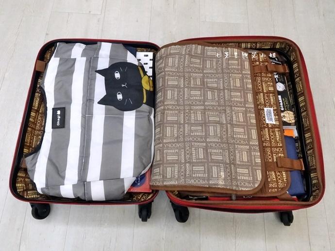 27 史努比登機箱 關西空港 關西旅遊 大阪旅遊 必買 戰利品