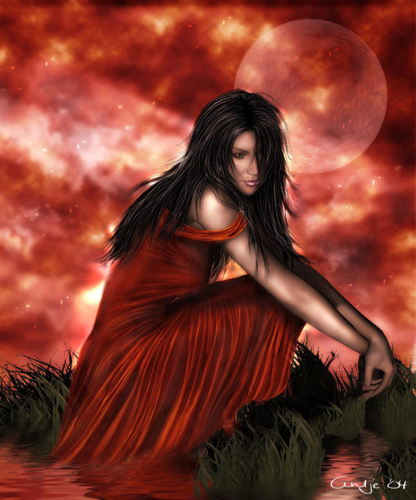 Bloody Witch, Moon Magic