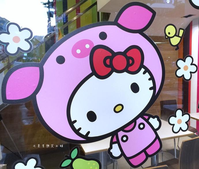 8 Hello Kitty 麥麥幫仲夏農場 20160713開跑,每週推出兩款,爆炸可愛~絕對引起排隊熱潮!
