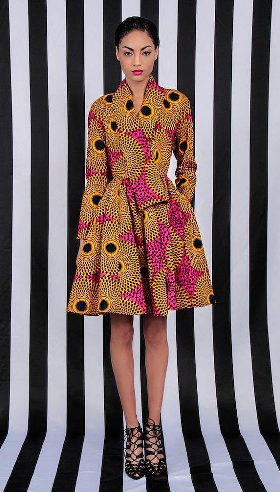 The Latest And Greatest Shweshwe Dresses Designs 2016 Fashionte