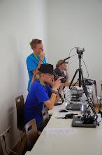 Photo: Video Team at Bokar Room