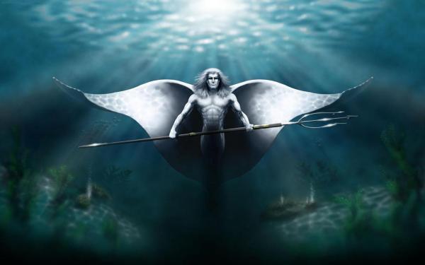 Poseidon Cinema, Water Nymphs