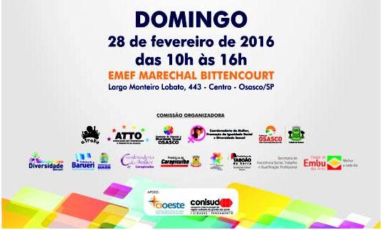 CONISUD participa da 2ª Conferência LGBT do Oeste Metropolitano de SP