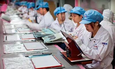 """La noticia del New York Times sobre las condiciones de trabajo en Foxconn contiene información """"inexacta y engañosa"""""""