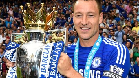 John Terry to leave Chelsea at the end of season