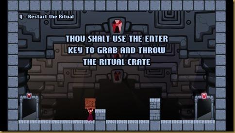 Thou Shalt Move