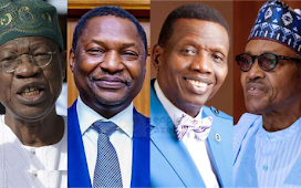 Twitter Ban: Adeboye, others will be prosecuted- Lai Mohammed