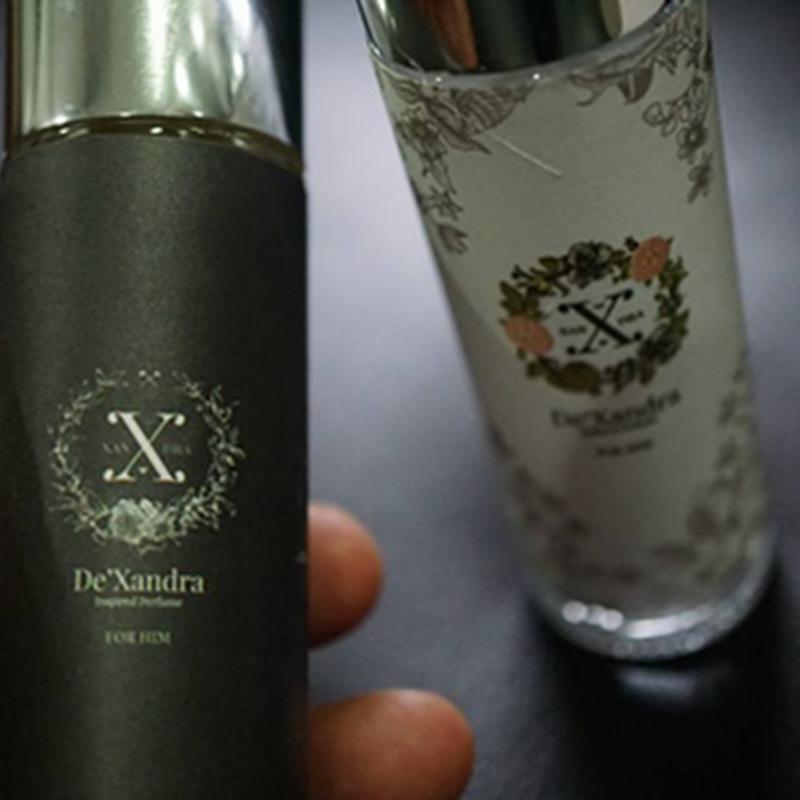 De'Xandra vs perfume mahal !