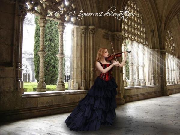 Song Of Old Violin, Magic Beauties 3