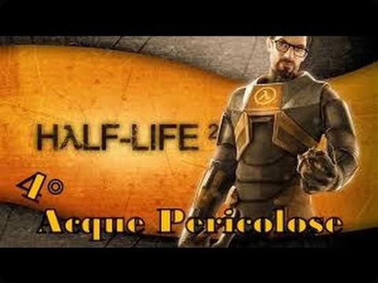 Half-Life2 Acque pericolose