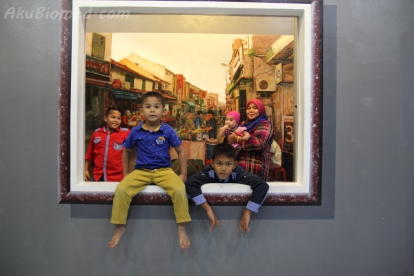 foto famili di Magic Art Museum