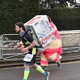 OIC - ENTSIMAGES.COM - Marathon runner  at the Virgin Money London Marathon on Blackheath in London, England. 24th April 2016 Photo Mobis Photos/OIC 0203 174 1069