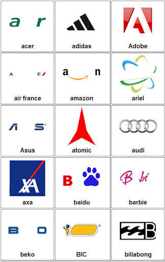 ... %2529 Logo Quiz Fun Plus Answers and Solutions for Android Level 1