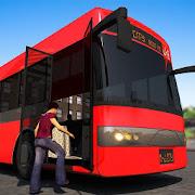 Canada Tourist City Coach Bus Driving Simulator 18