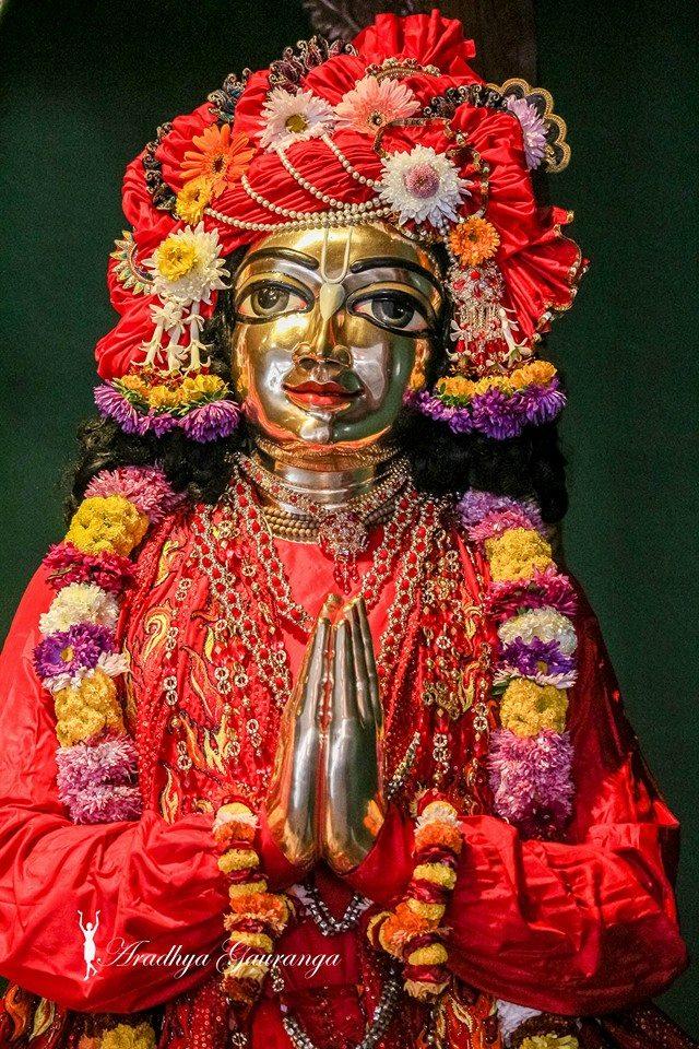 ISKCON Mayapur Deity Darshan 06 Jan 2015 (10)