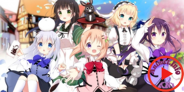Gochuumon wa Usagi desu ka??: Dear My Sister - Is the order a rabbit?? Dear My Sister