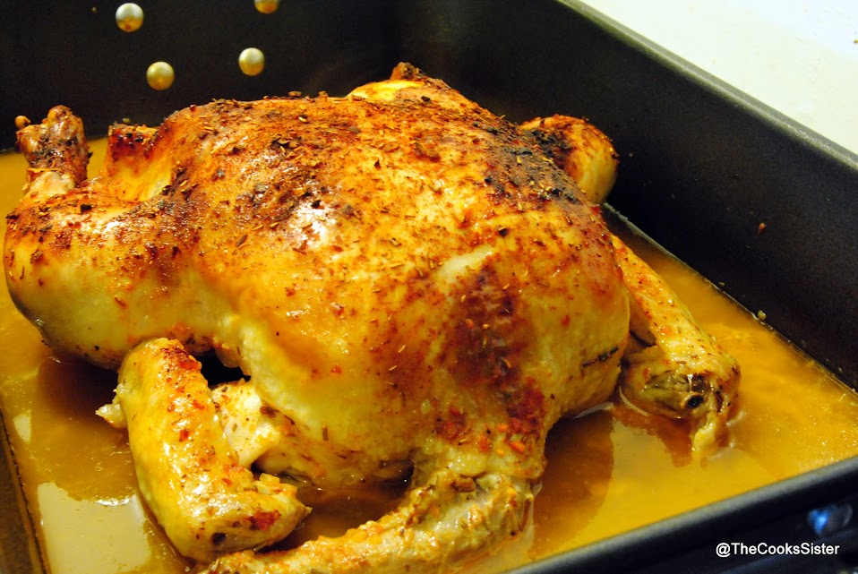 Chicken Roasted with Rosemary and Smoked Paprika | The Cook's Sister