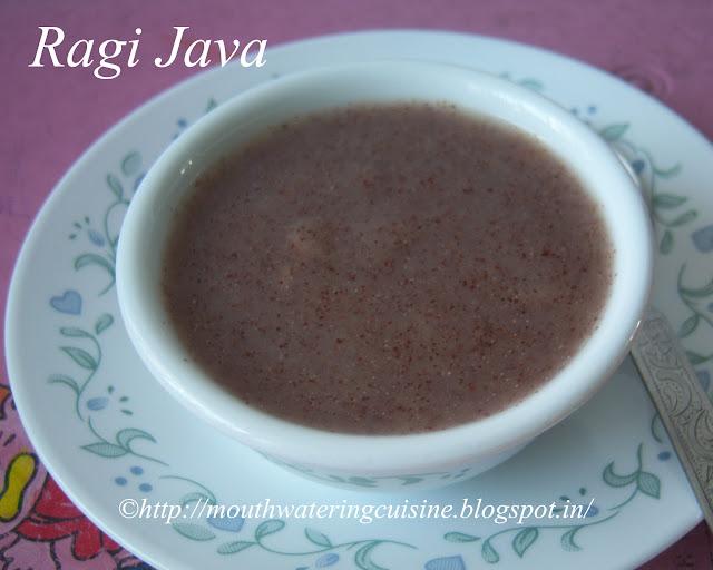 Ragi Java