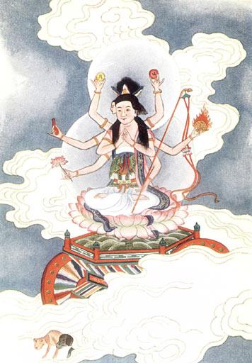 Tou Mu, Gods And Goddesses 2