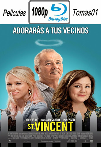 St. Vincent (Sn. Vincent) (2014) BRRip 1080p