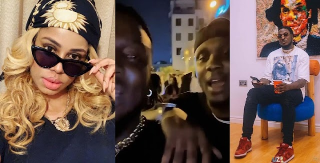"""""""Peruzzi is next to Die, i had a Dream – Singer's alleged sexual assault victim Daffy Blanco reveals"""