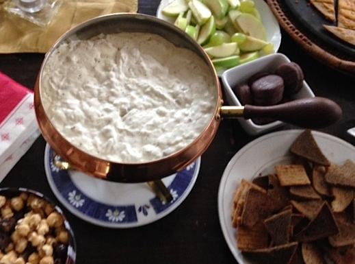 Cream Cheese Crabmeat Rabbit Recipe