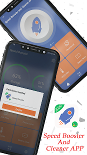 Phone Speed Booster and Cleaner App