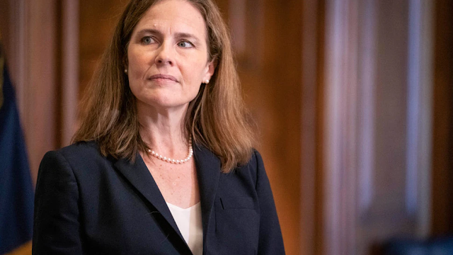 Vanity Fair Writer Suggests Amy Coney Barrett Would Support Executing Women Who Get Abortions