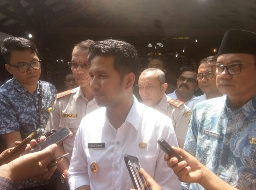 Di Ngawi, Wagub Emil Buka Bimtek Akselerasi Ekspor Menuju Agro Gemilang 2019