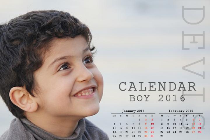 android My Photo Name Calendar Screenshot 2