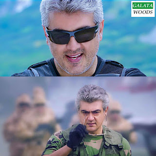 Vivegam teaser records shows fans craze on Ajith : Tamil Cinema