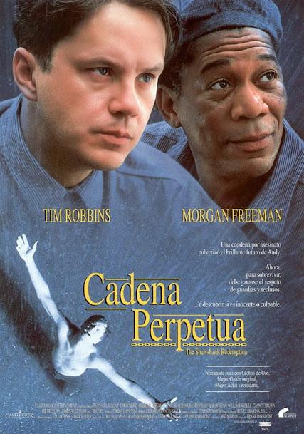 Cadena perpetua, cartel