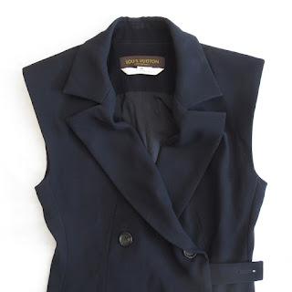 Louis Vuitton Uniformes Sleeveless Jacket