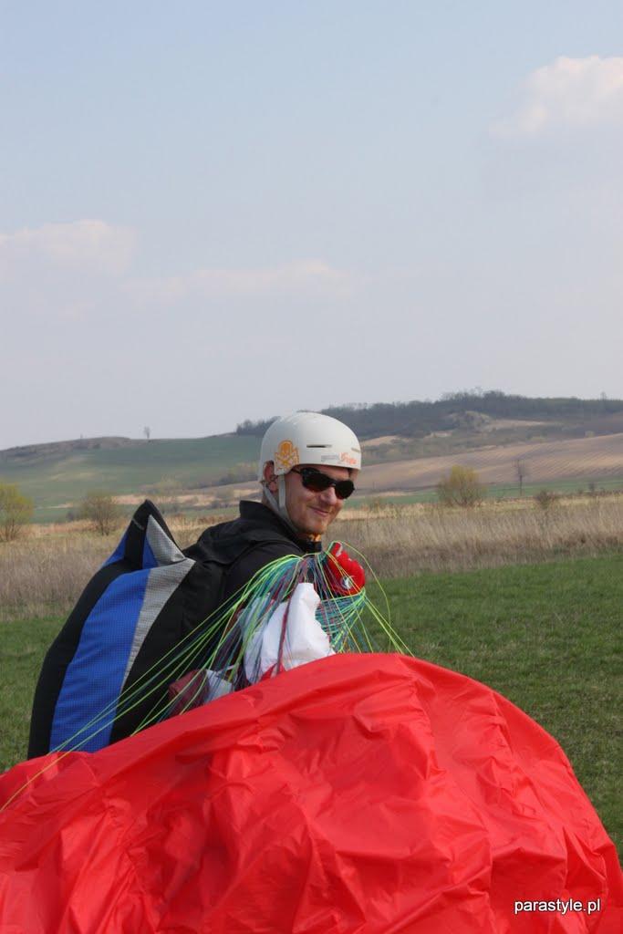Szkolenia paralotniowe Kwiecień 2011 - IMG_5340.JPG