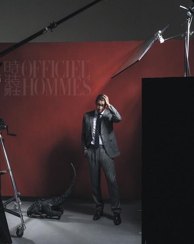 Wang Qianyuan China Actor