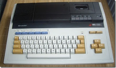 150 sharp mz700